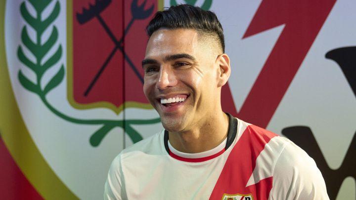 Entrevista a Falcao desde Madrid