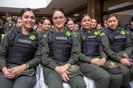 Policía para Barranquilla